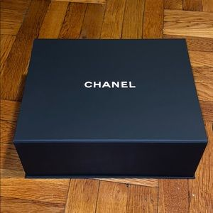 Chanel collectible magnetic box